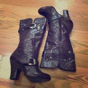 Naughty Monkey Haute Rocker 2 Mid-Calf Boots